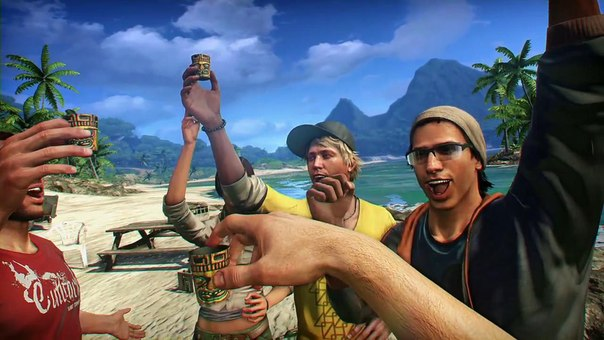 Рецензия GameInformer на Far Cry 3